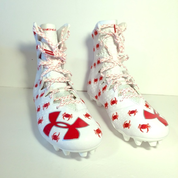 Under Armour Shoes   Critter Cleats